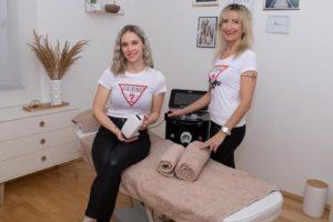 Sonja und Tochter